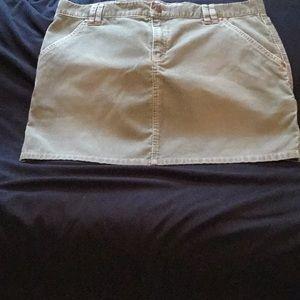 Women's mini skirt